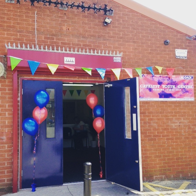 Catalyst Youth Centre Opened