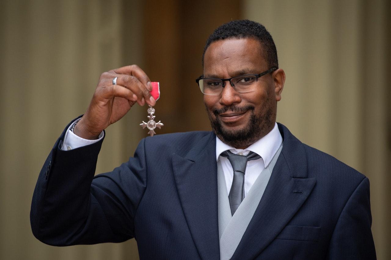 Christie Awarded MBE